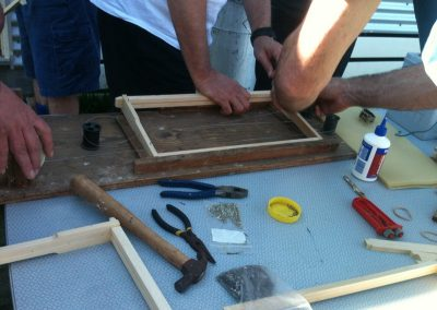 making-frames-bee-keeping